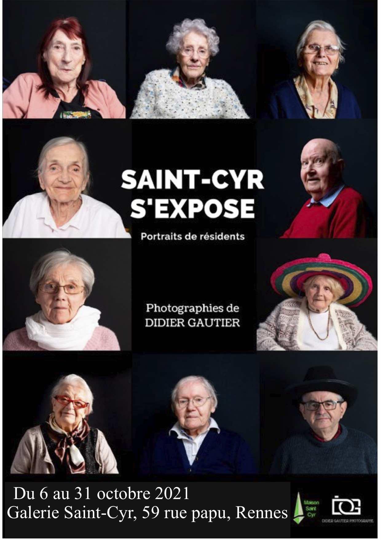 Saint Cyr s'expose